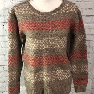 J CREW Wool Blend Sweater